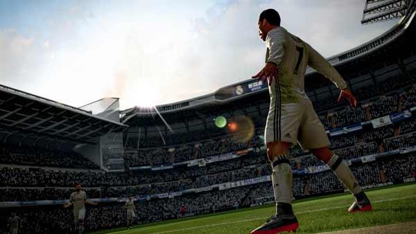 بازی FIFA 18 برای پلی استیشن 4 PS4