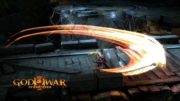 بازی God Of War 3 Remastered برای پلی استیشن 4 PS4