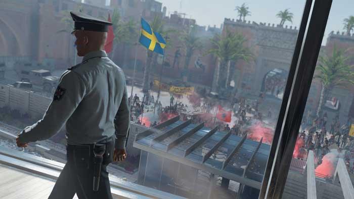 بازی Hitman Complete First Season برای پلی استیشن 4 PS4