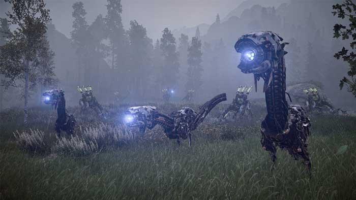 بازی Horizon Zero Dawn برای پلی استیشن 4 PS4