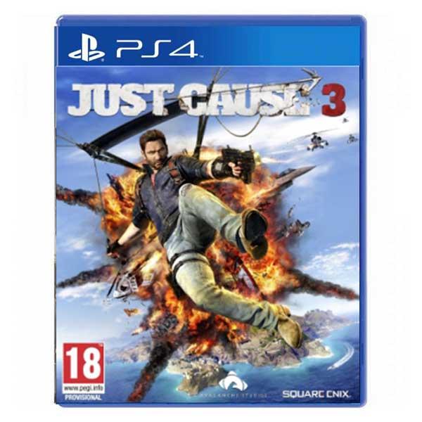 بازی Just Cause 3 برای پلی استیشن 4 PS4