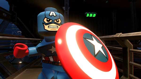 بازی LEGO MARVEL SUPER HEROES 2 لگو مارول سوپر هیروز 2 برای ps4