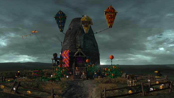 بازی Lego Harry Potter Collection برای پلی استیشن 4 PS4