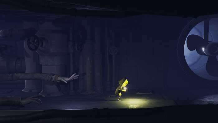 بازی Little Nightmares برای پلی استیشن 4 PS4