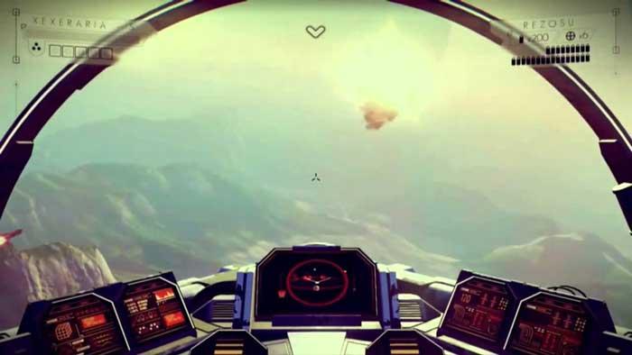 بازی No Man's Sky برای پلی استیشن 4 PS4