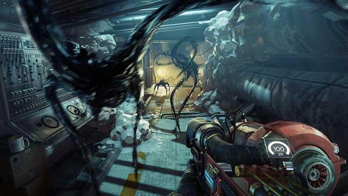 بازی Prey برای پلی استیشن 4 PS4