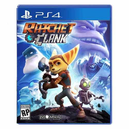 بازی Ratchet & Clank برای پلی استیشن 4 PS4