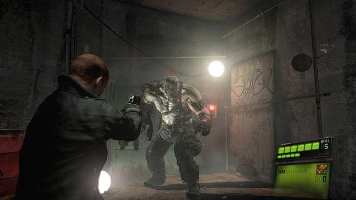 بازی Resident Evil 6 برای پلی استیشن 4 PS4