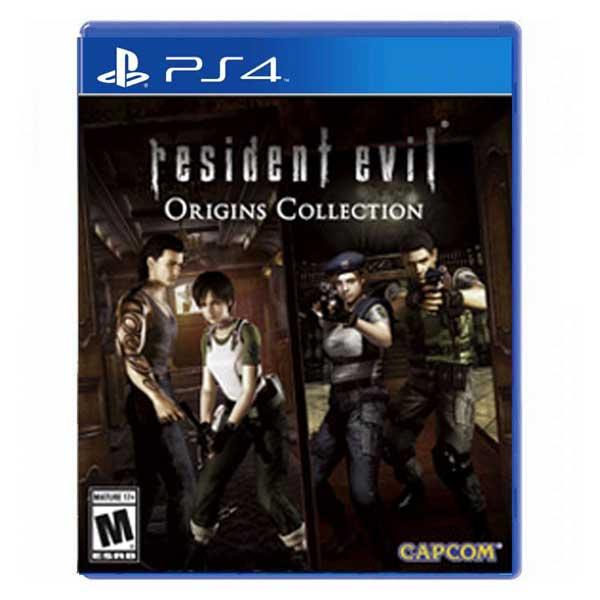 بازی Resident Evil Origins Collection برای PS4