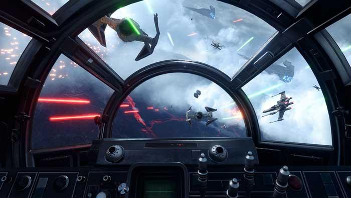 بازی Star Wars Battlefront برای پلی استیشن 4 PS4