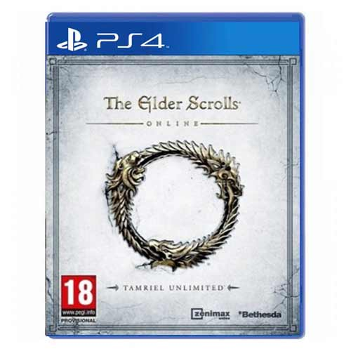 بازی The Elder Scrolls – Online برای پلی استیشن 4 PS4