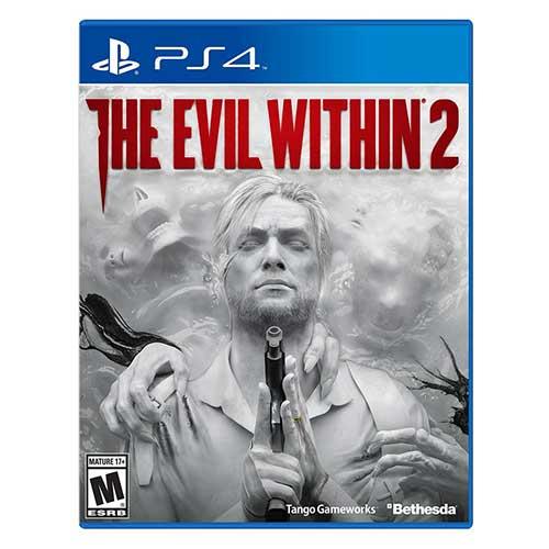 بازی The Evil Within 2 برای پلی استیشن 4 PS4