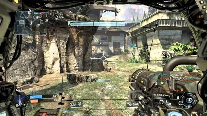 بازی Titanfall 2 برای پلی استیشن 4 PS4