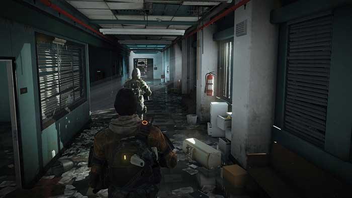 بازی Tom Clancy's The Division برای پلی استیشن 4 PS4