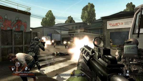 بازی Tom Clancy's Rainbow Six L Siege برای پلی استیشن 4 PS4