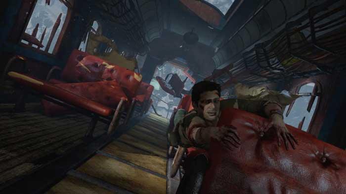 بازی Uncharted The Nathan Drake Collection برای PS4