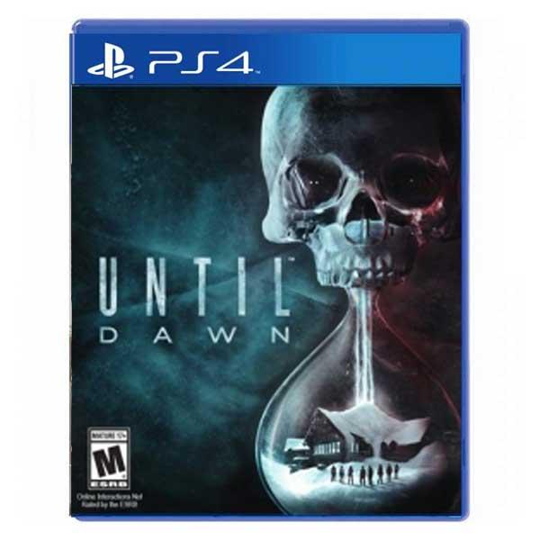 بازی Until Dawn برای پلی استیشن 4 PS4