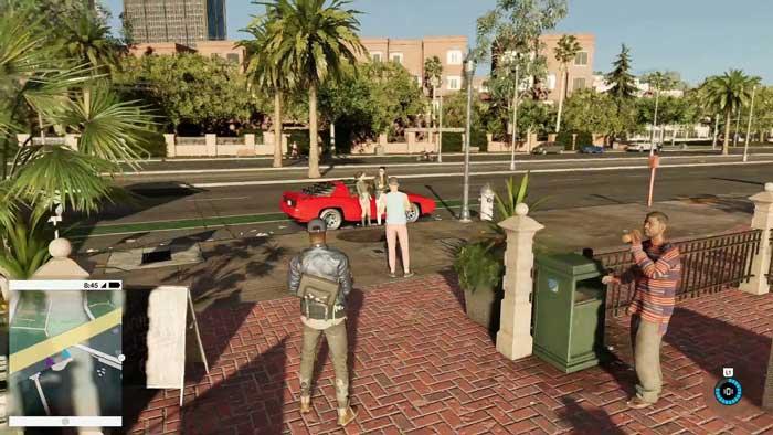بازی Watch Dogs 2 برای پلی استیشن 4 PS4