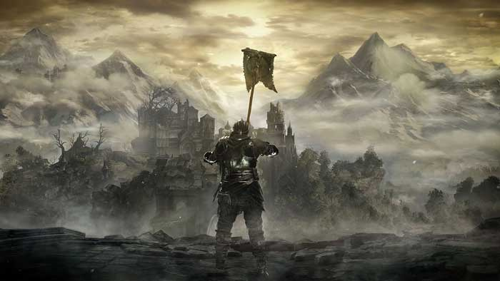 بازی Dark Souls III برای پلی استیشن 4 PS4
