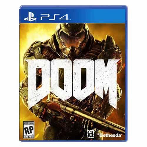 بازی DOOM برای پلی استیشن 4 PS4