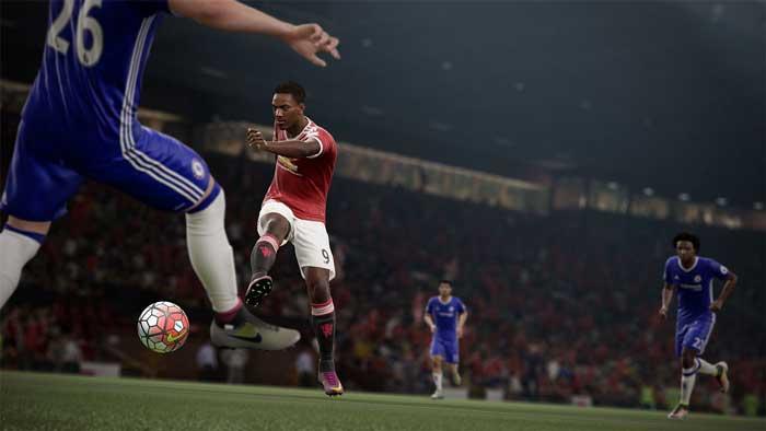بازی FIFA 17 برای پلی استیشن 4 PS4
