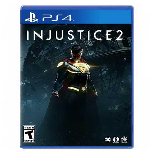 بازی Injustice 2 برای پلی استیشن 4 PS4