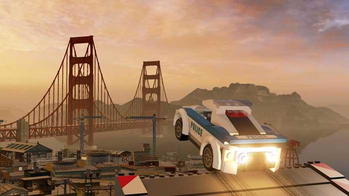بازی LEGO City Undercover برای پلی استیشن 4 PS4