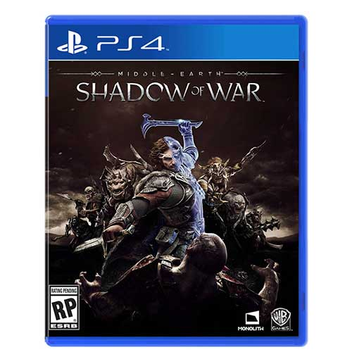 بازی Middle Earth : Shadow of war برای پلی استیشن 4 PS4