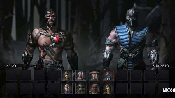 بازی Mortal Kombat X برای پلی استیشن 4 PS4