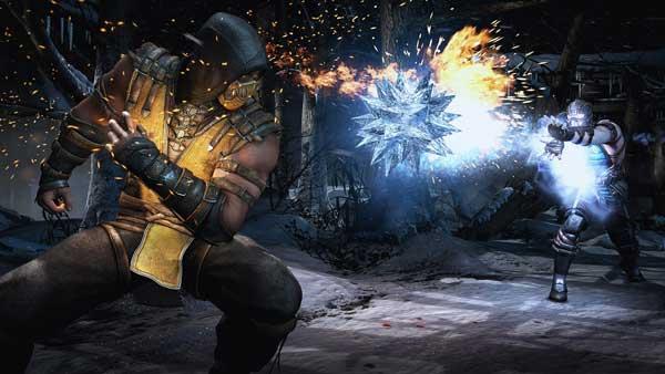 بازی Mortal Kombat XL برای پلی استیشن 4 PS4
