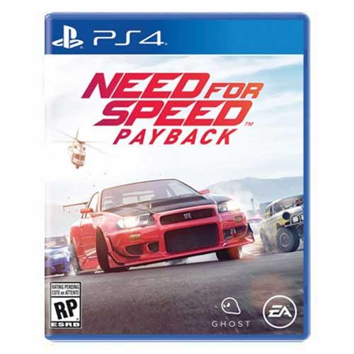 بازی Need For Speed Payback نید فور اسپید پی بک پلی استیشن 4 ps4