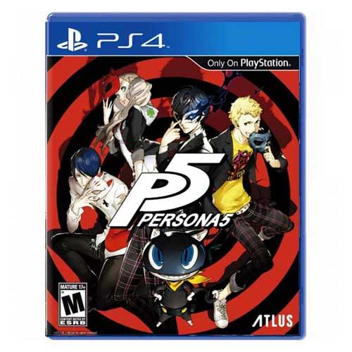 خرید بازی Persona 5 برای ps4
