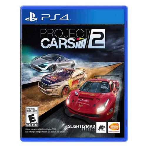بازی Project CARS 2 برای پلی استیشن 4 PS4