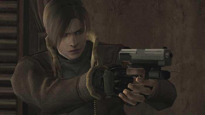 بازی Resident Evil 4 برای پلی استیشن 4 PS4
