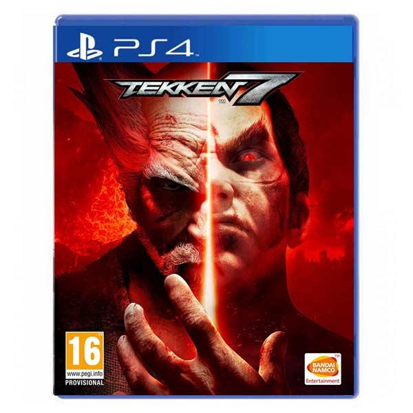 بازی Tekken 7 برای پلی استیشن 4 PS4