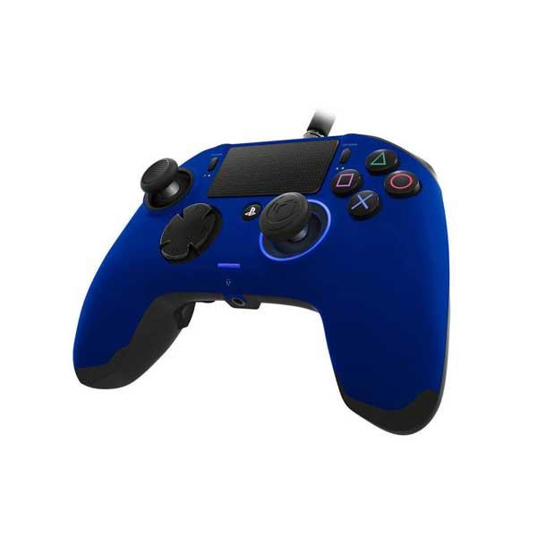 دسته ( controller ) بازي Nacon Revolution Pro برای PS4 پلی استیشن رنگ آبی