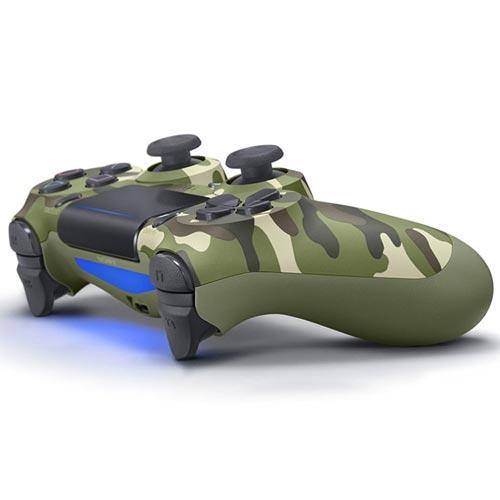 دسته بازي DualShock 4 سبز ارتشی برای پلی استیشن 4