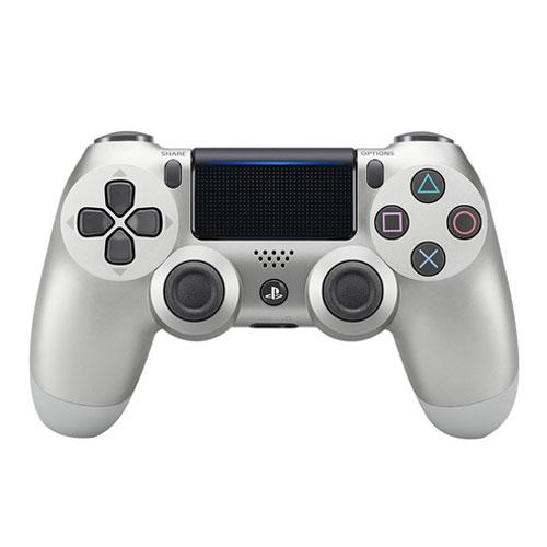 خریددسته ( controller ) بازي DualShock 4 برای PS4 slim پلی استیشن رنگ نقره ای
