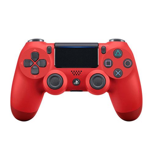 دسته ( controller ) بازي DualShock 4 برای PS4 slim پلی استیشن رنگ قرمز