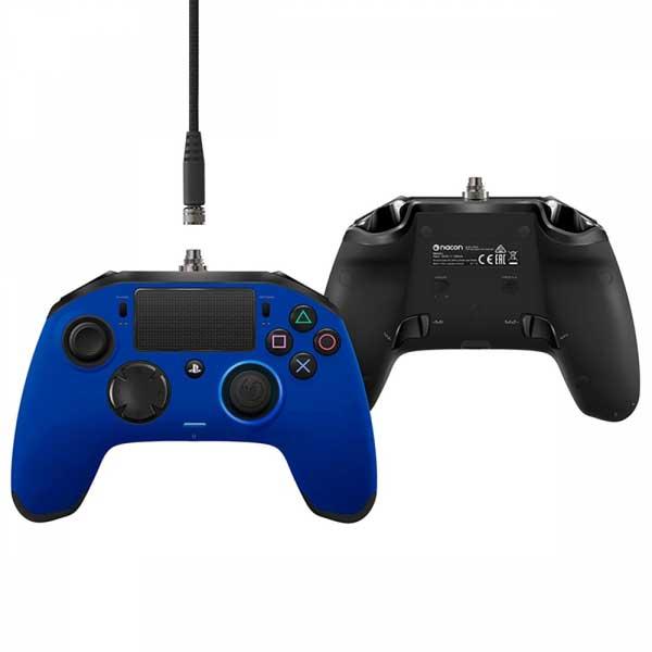 دسته ( controller ) بازي Nacon Revolution Pro برای PS4 پلی استیشن 4 رنگ آبی