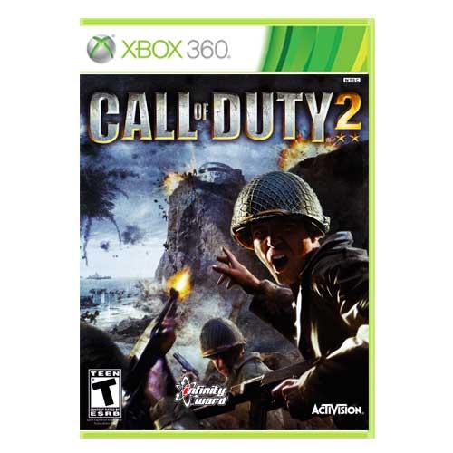 خرید بازی 2 Call of Duty ایکس باکس 360