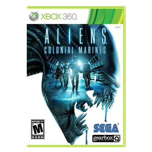 خرید بازی Aliens : Colonial Marines ایکس باکس 360