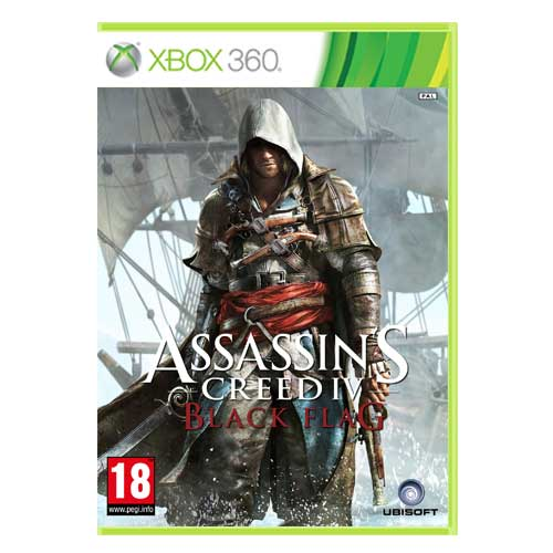 خرید بازی Assassin's Creed IV : Black Flag ایکس باکس 360