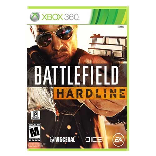 خرید بازی Battlefield Hardline ایکس باکس 360
