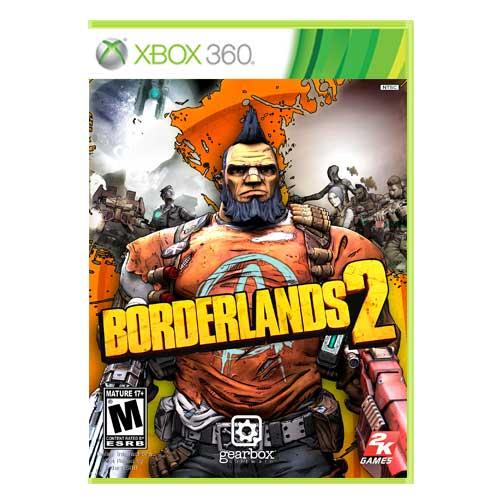 خرید بازی Borderlands 2 ایکس باکس 360