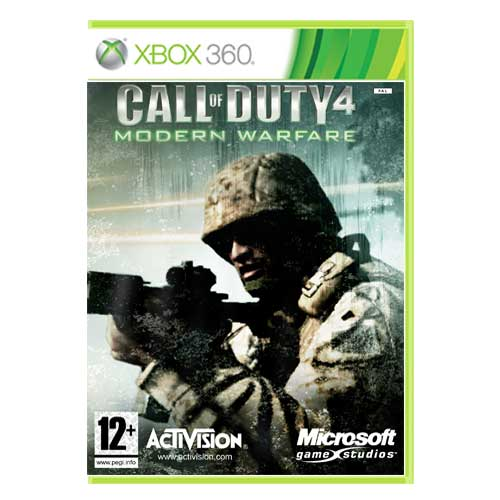بازی Call OF Duty 4 Modern Warfare ایکس باکس 360
