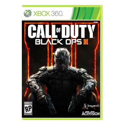 بازی Call of Duty Black ops 2 ایکس باکس 360