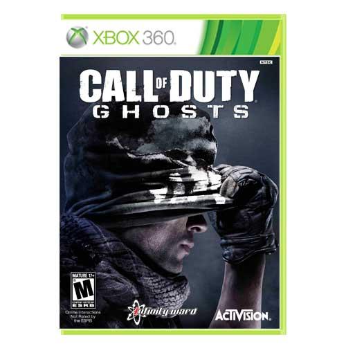 خرید بازی Call of Duty Ghosts ایکس باکس 360