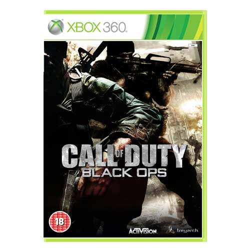 خرید بازی Call of Duty : black ops 1 ایکس باکس 360