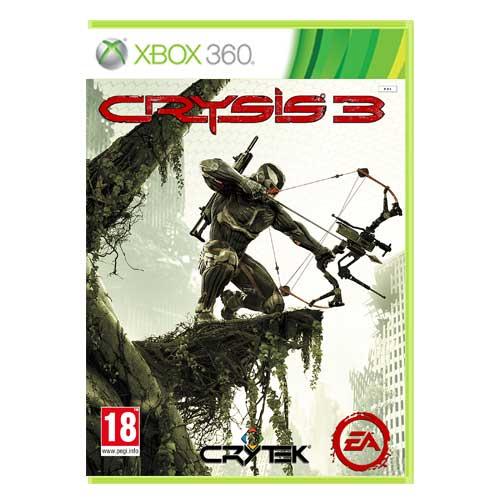 خرید بازی Crysis 3 ایکس باکس 360